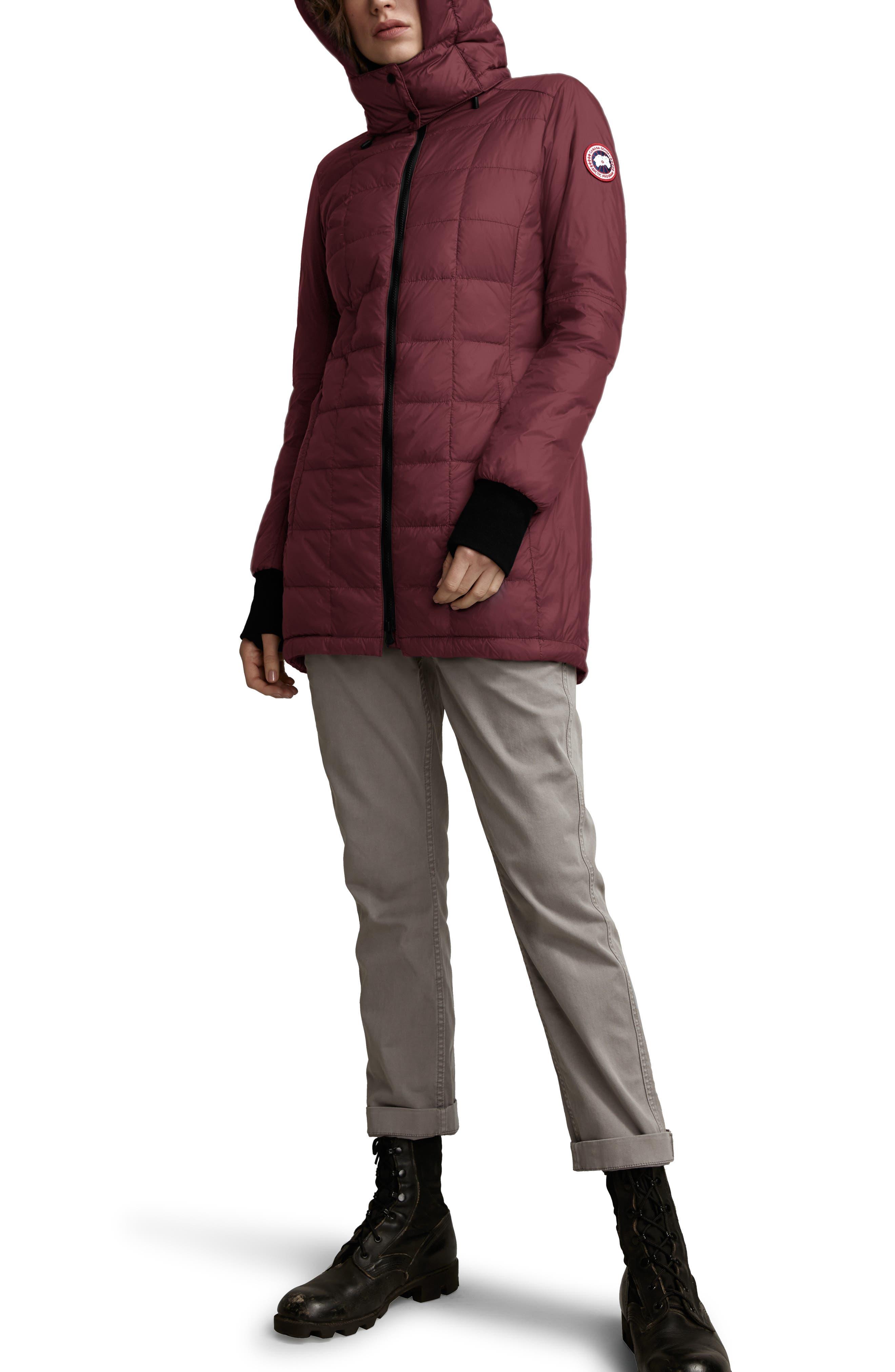 Canada Goose Ellison Packable Down Jacket, (14-16) - Purple