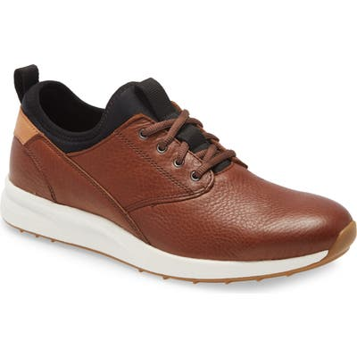 Johnston & Murphy Keating Sneaker- Brown