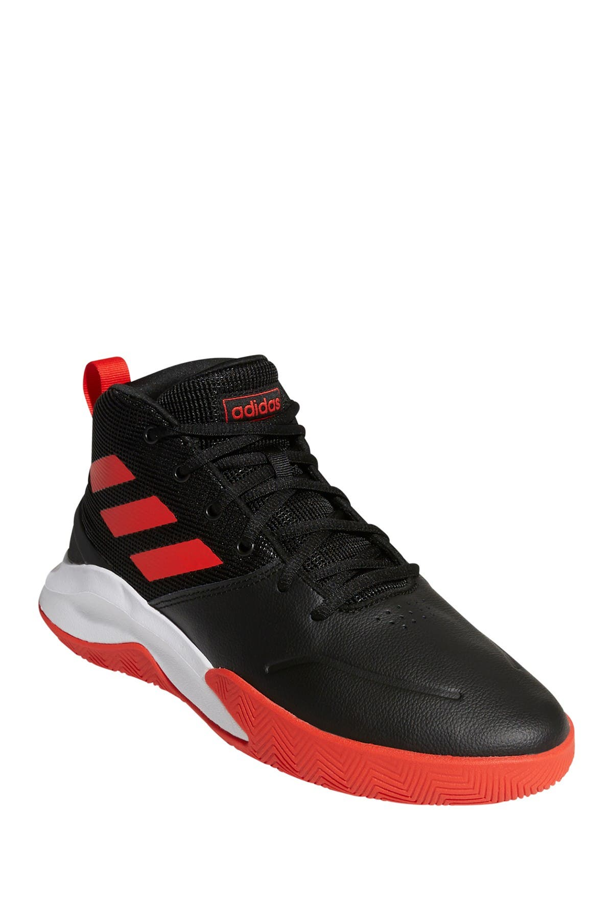 Image of adidas Own The Game Basketball Sneakers