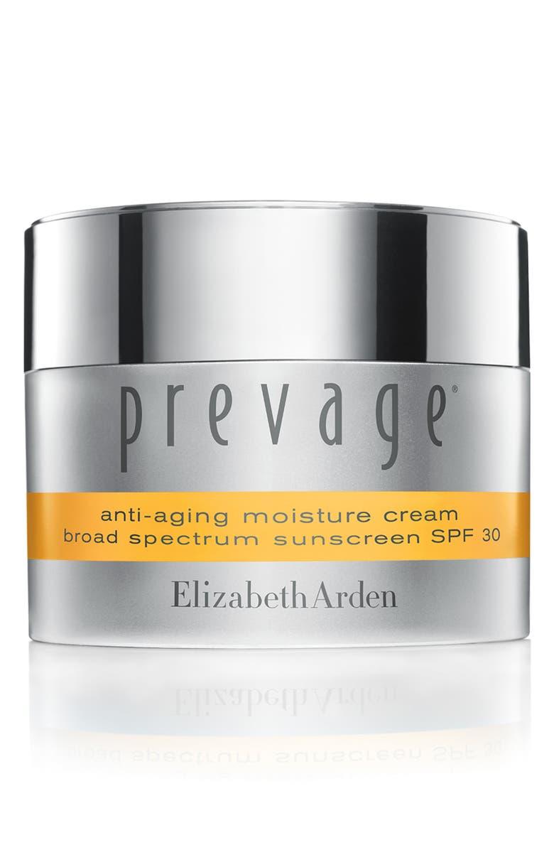 ELIZABETH ARDEN PREVAGE<sup>®</sup> Day Intensive Anti-Aging Moisture Cream SPF 30, Main, color, NO COLOR