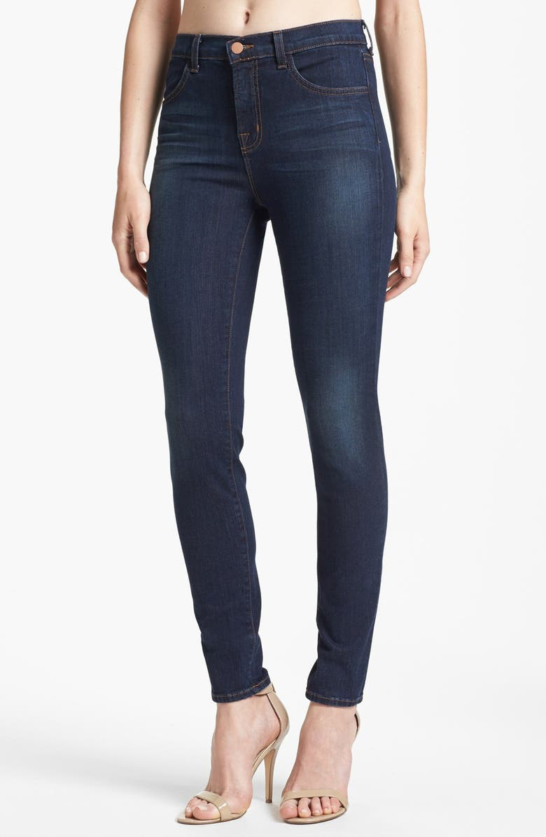 J BRAND '2311 Maria' High Rise Jeans, Main, color, 410