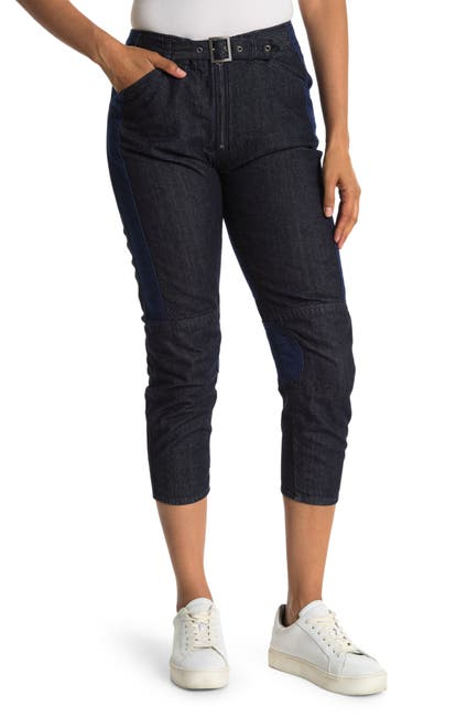 Image of G-STAR RAW 5622 Racewood High Waist Tapered 7/8 Jeans