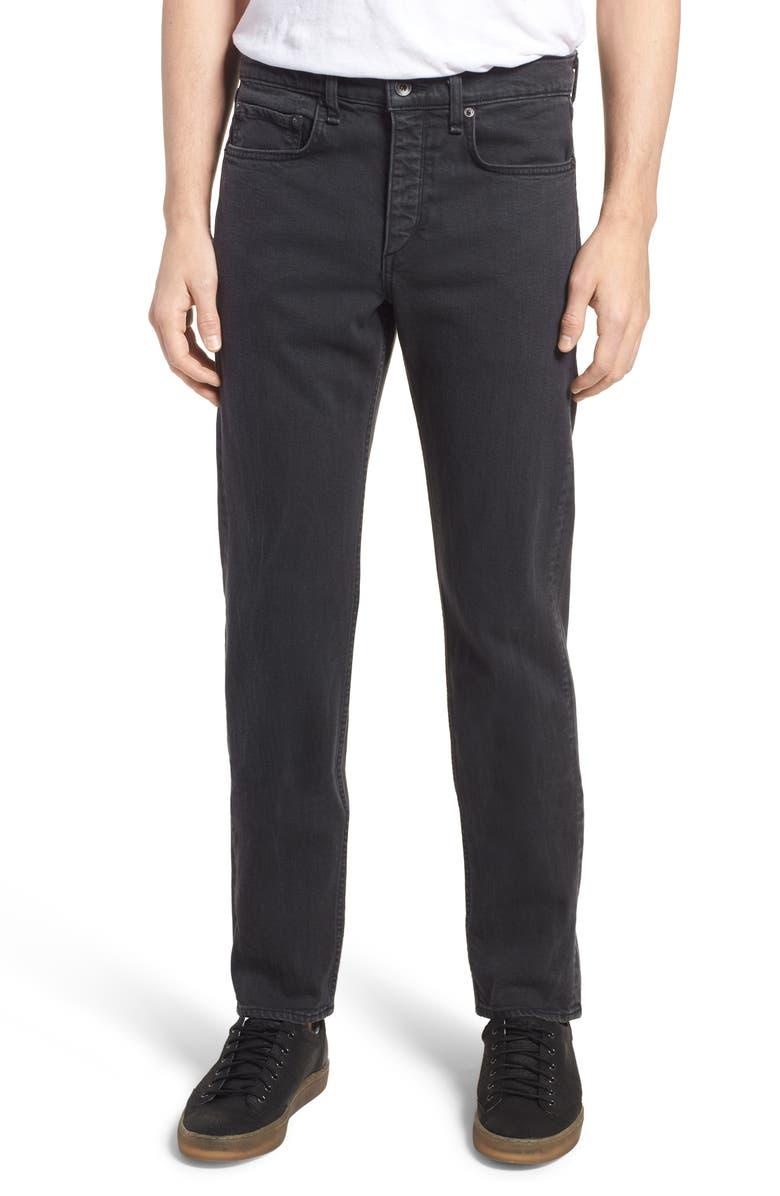 RAG & BONE Fit 2 Slim Fit Jeans, Main, color, SHELTER
