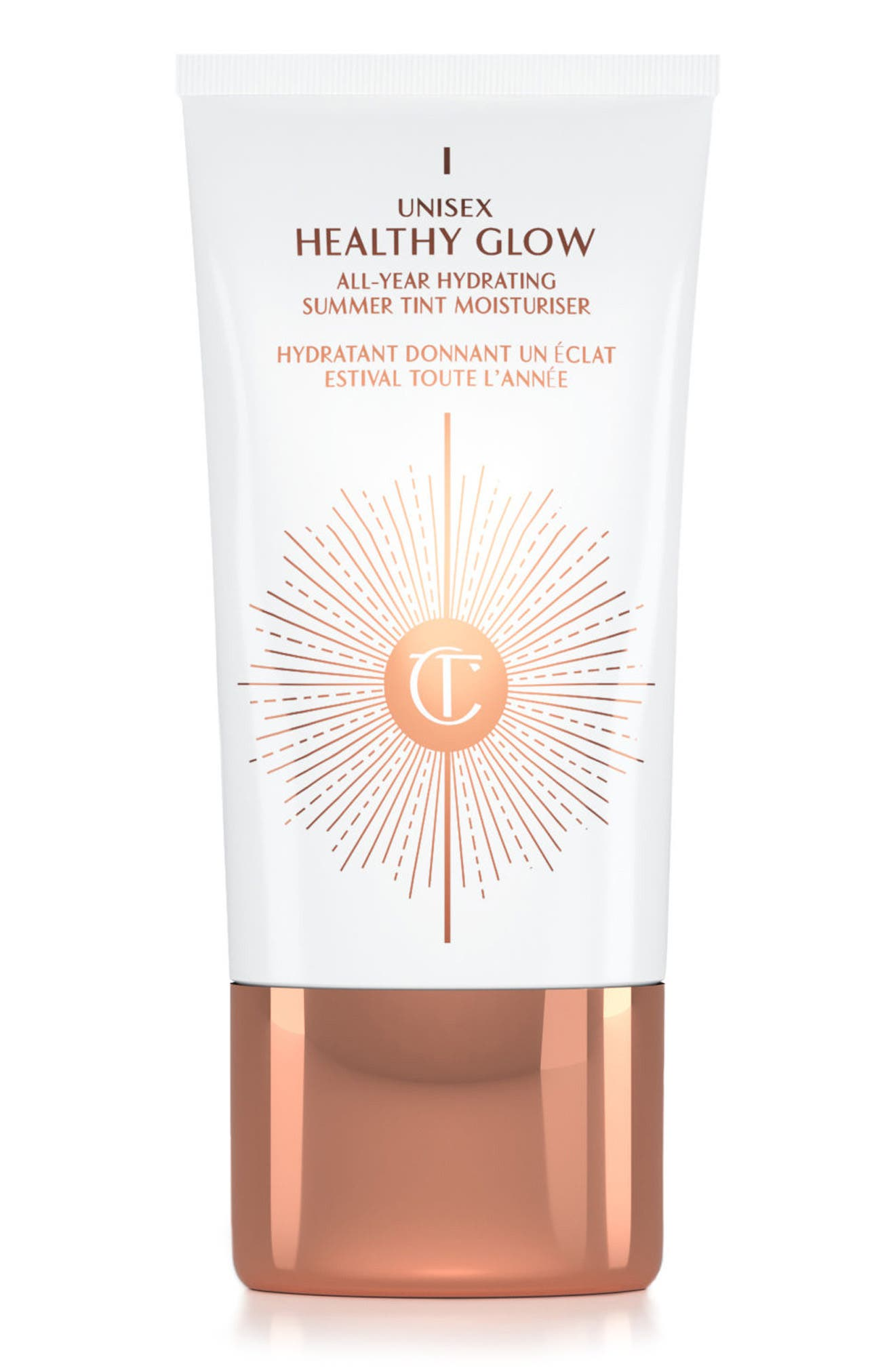 ,                             Unisex Healthy Glow Tinted Moisturizer,                             Main thumbnail 1, color,                             NO COLOR