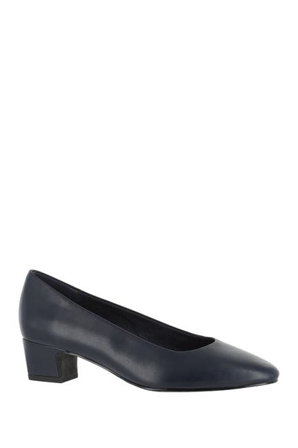Image of EASY STREET Prim Block Heel Pump - Multiple Widths Available