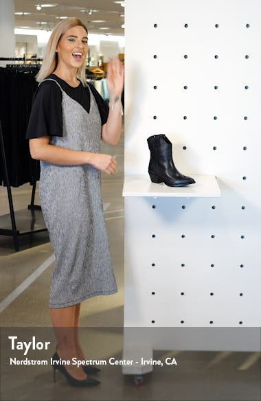 Shira Western Boot, sales video thumbnail