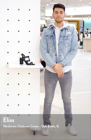 Freyah Block Heel Sandal, sales video thumbnail