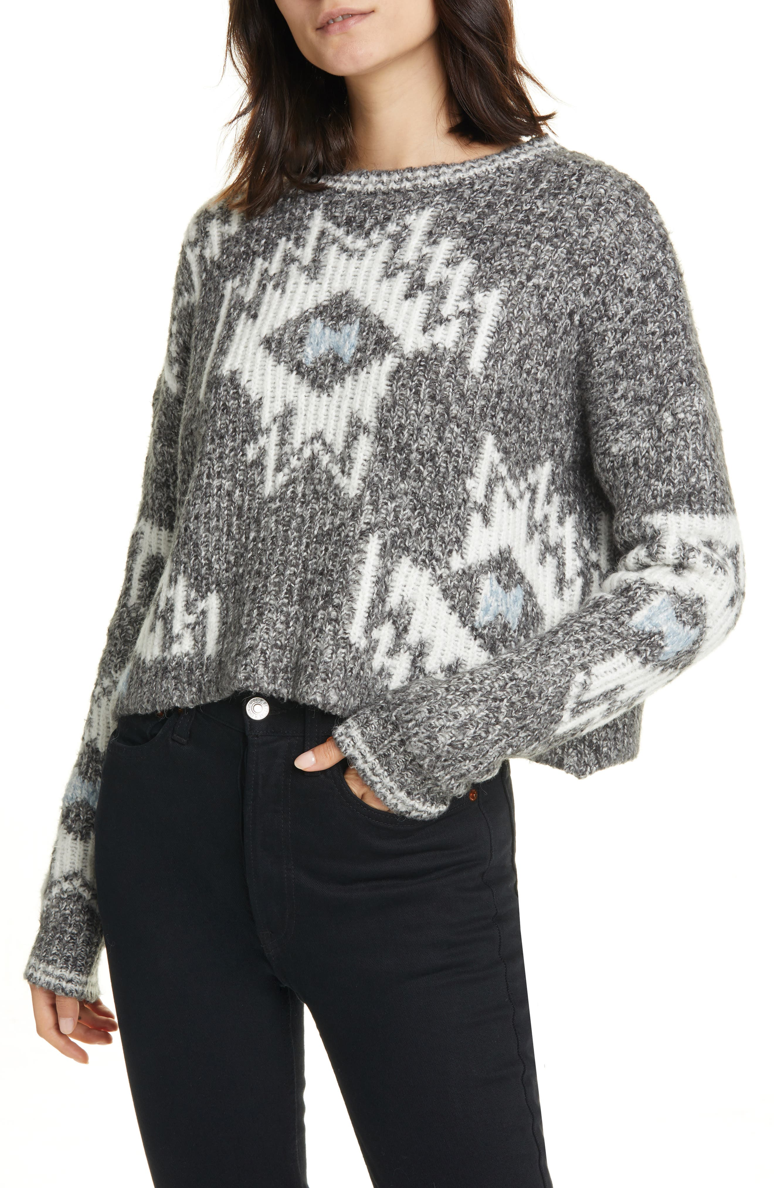 Image of Line Cheyenne Knit Sweater