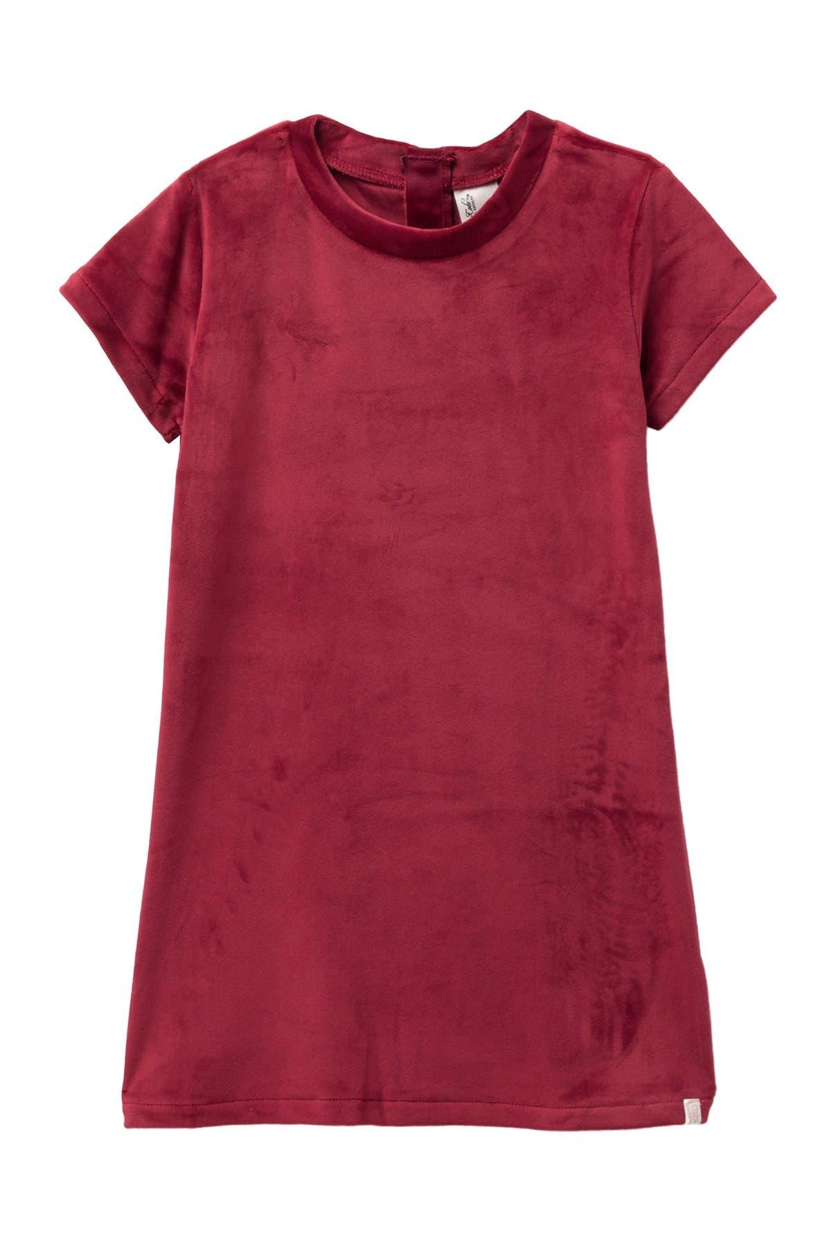 Image of Sovereign Code Sylvia Velvet Dress