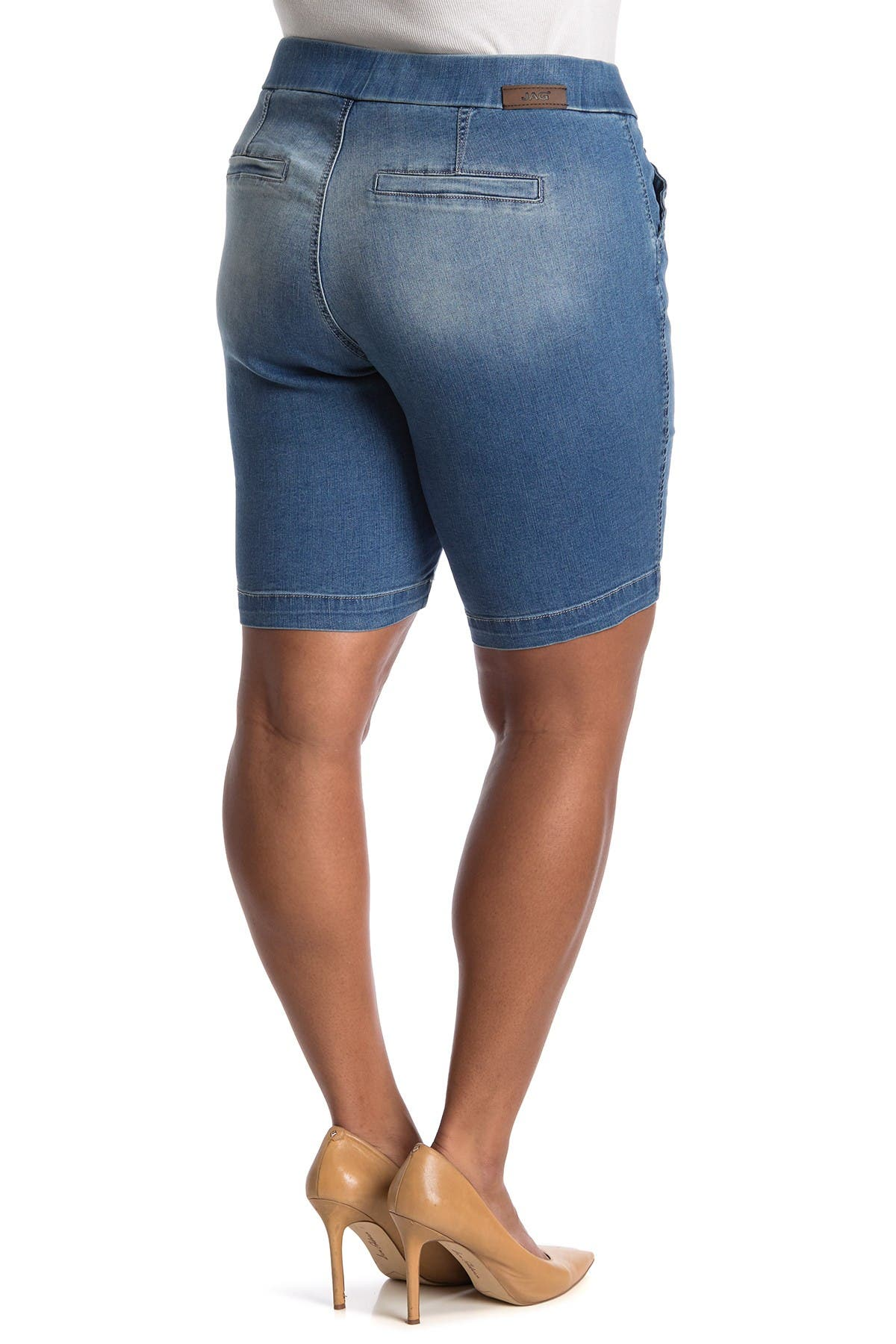 Image of JAG Jeans Gracie Denim Bermuda Shorts