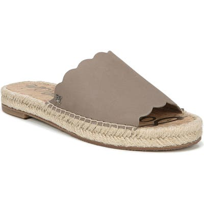 Sam Edelman Andy Slide Sandal, Grey