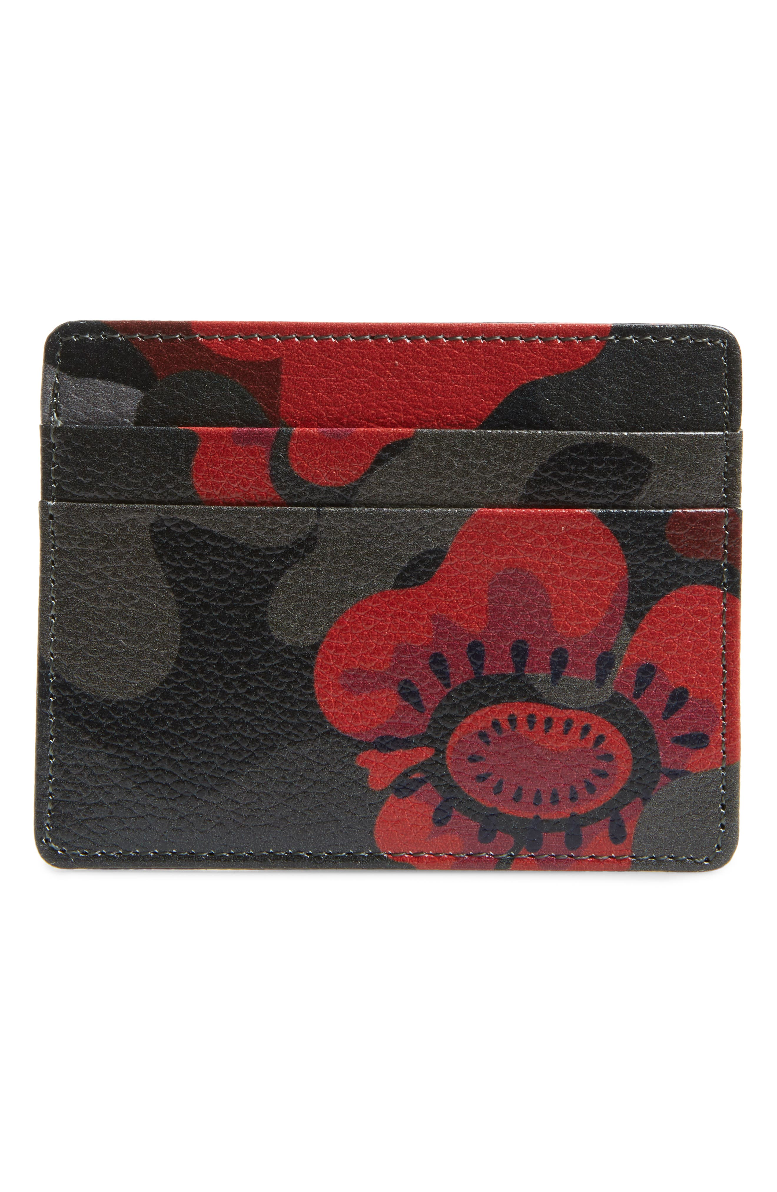 ,                             Jamie Leather Card Case,                             Alternate thumbnail 10, color,                             006
