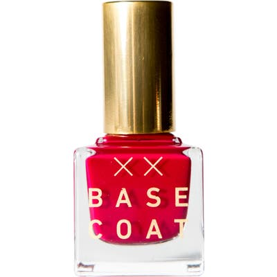 Base Coat Nail Polish - Pie
