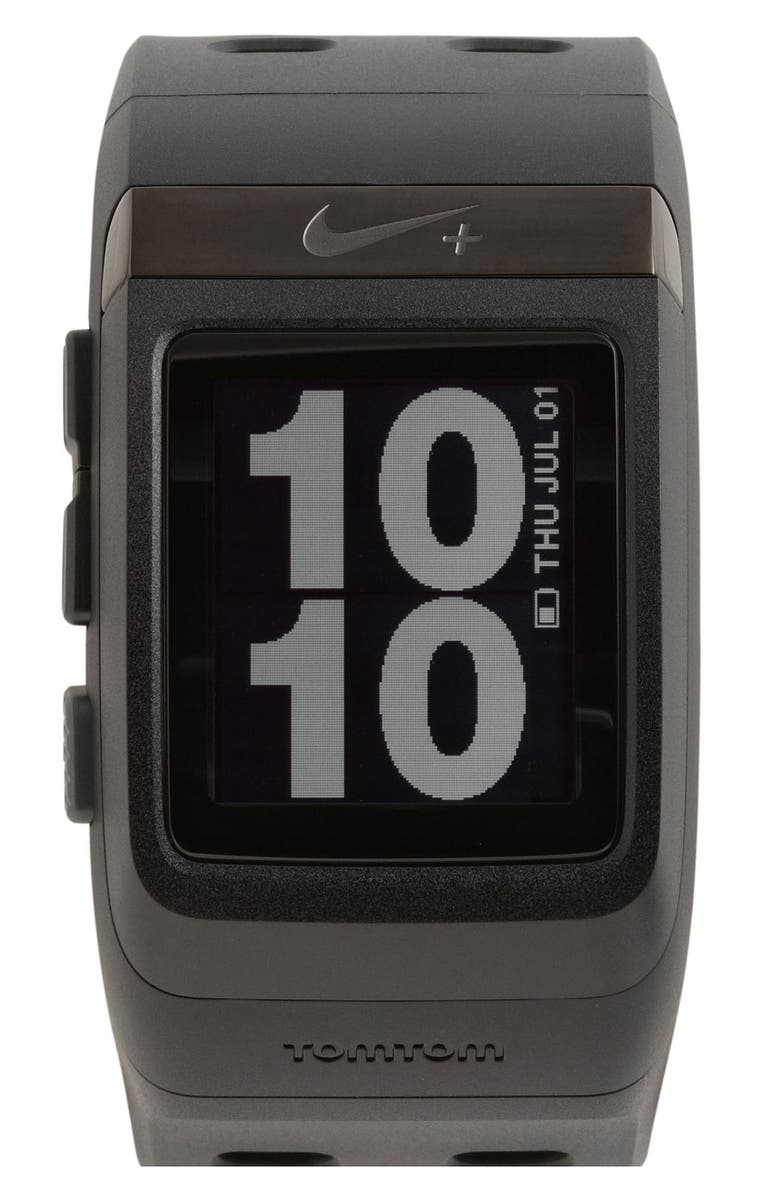 NIKE + Sport Watch GPS, 35mm x 50mm, Main, color, 002