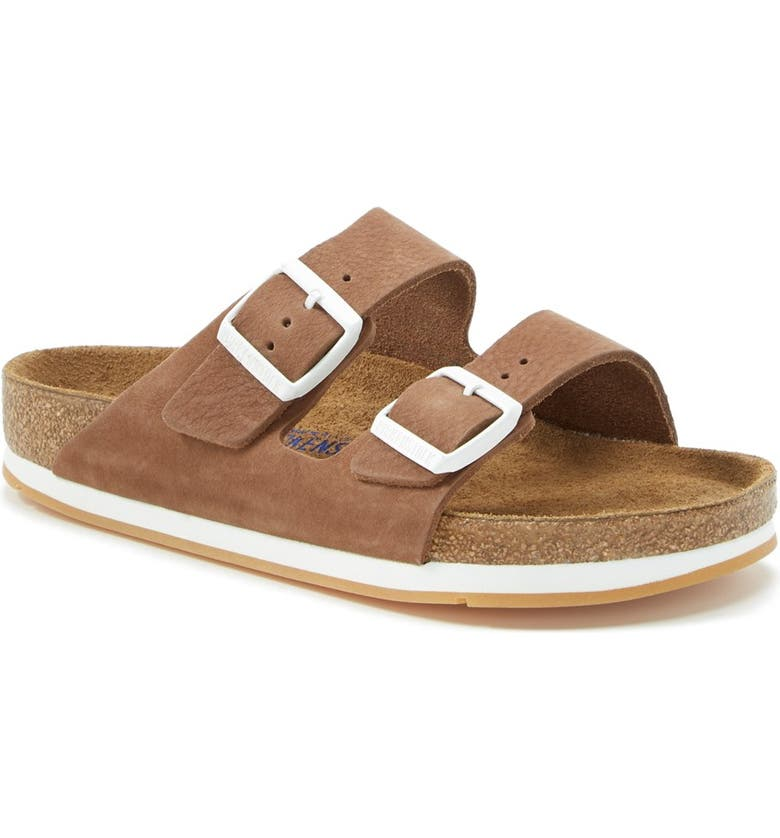 BIRKENSTOCK 'Arizona' Soft Footbed Sandal, Main, color, 200