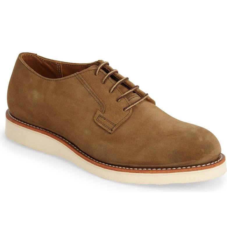 RED WING 'Postman' Oxford, Main, color, 300