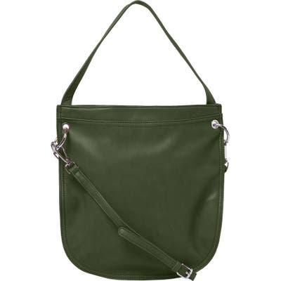 Urban Originals Empress Vegan Leather Crossbody Bag - Green