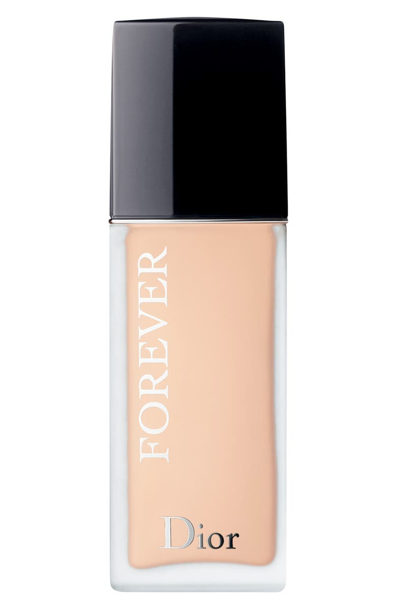 DIOR Forever Wear High Perfection Skin-Caring Matte Foundation SPF 35, Main, color, 1 COOL ROSY