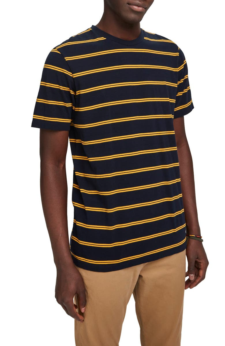 SCOTCH & SODA Classic Fit T-Shirt, Main, color, BLUE MULTI
