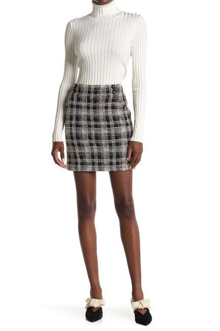 Image of VERONICA BEARD Arezzo Skirt