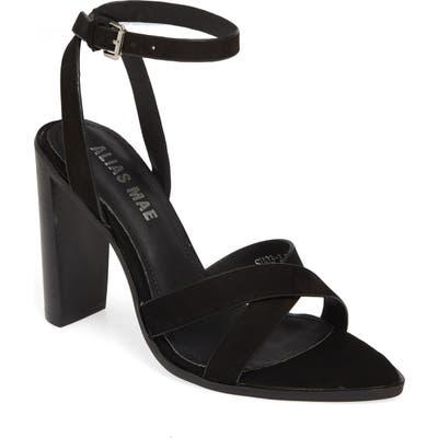 Alias Mae Sonny Block Heel Sandal, Black