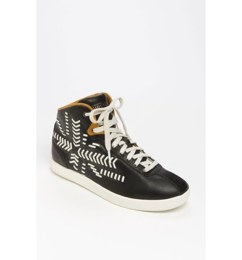 PUMA Alexander McQueen PUMA 'Medius' Sneaker, Main, color, 001