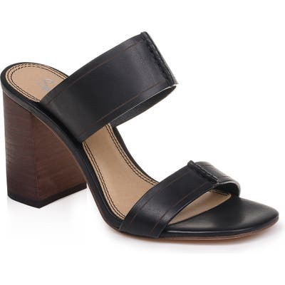 Splendid Tacy Slide Sandal- Black