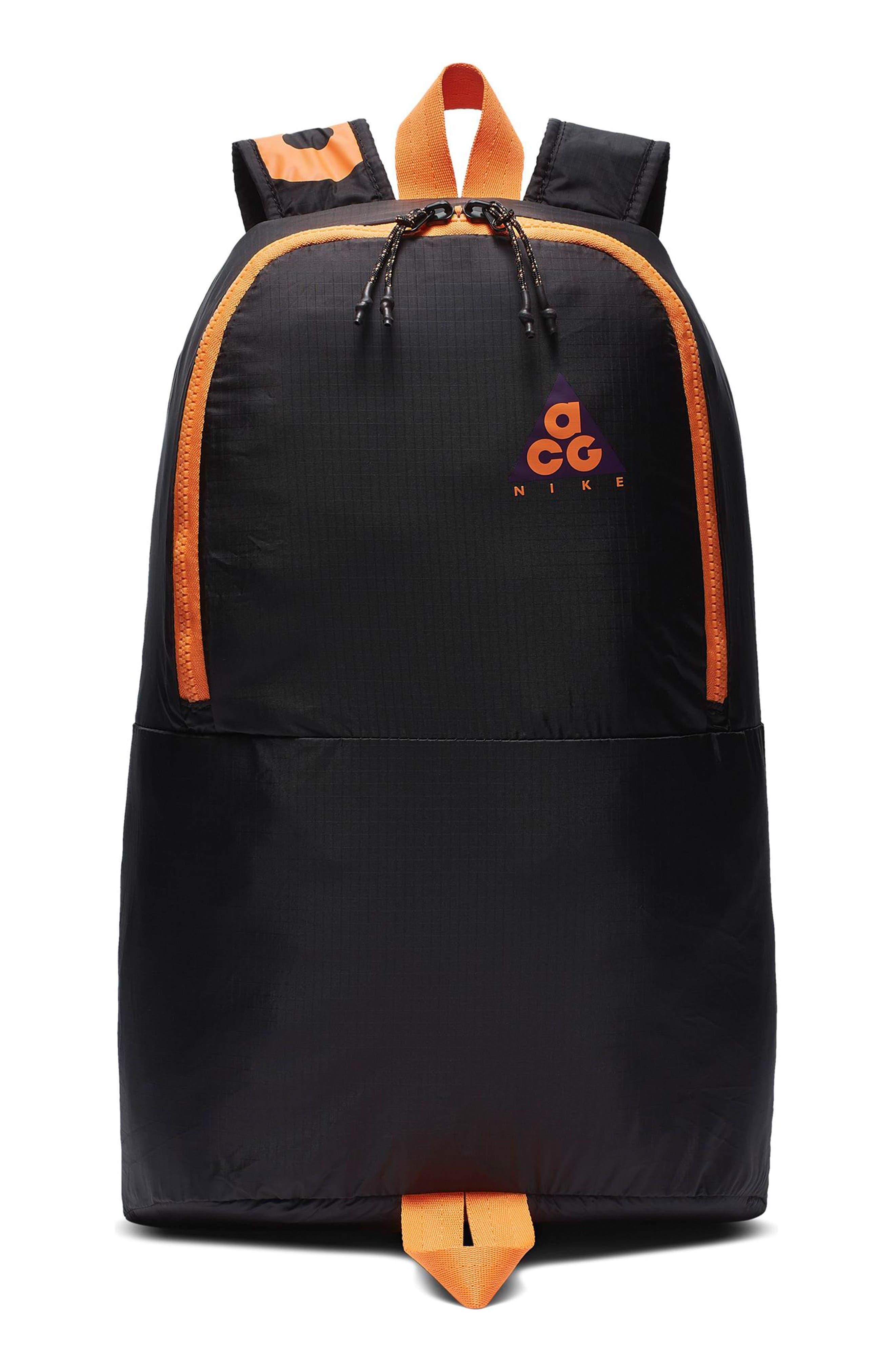 Nike Acg Packable Backpack - Purple