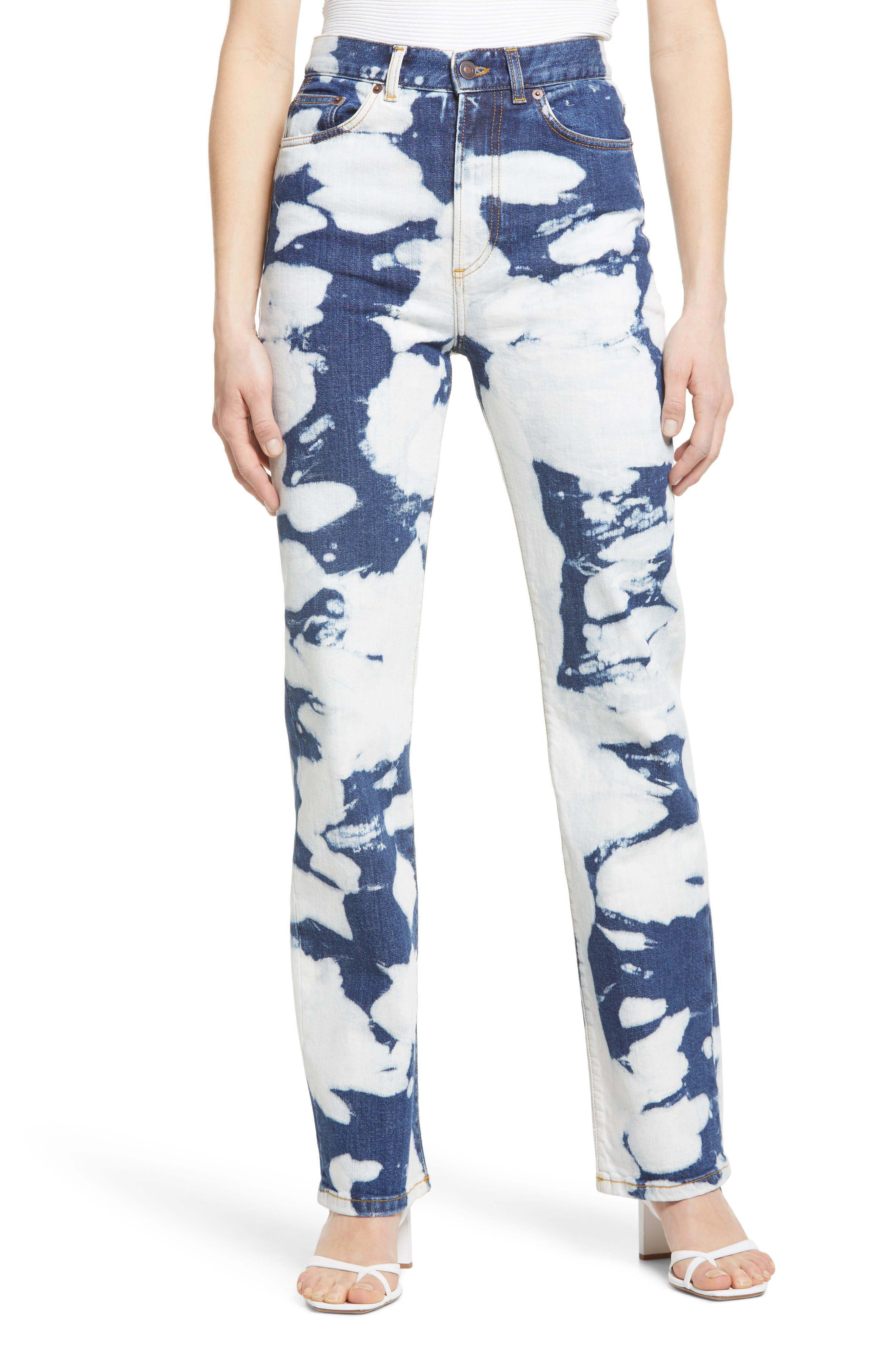 Eiffel High Waist Bootcut Jeans