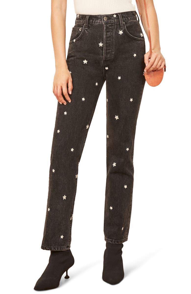 da382f9df4d Cynthia High Waist Relaxed Jeans
