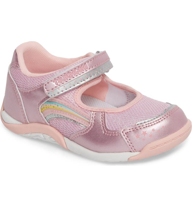 TSUKIHOSHI Twinkle Washable Sneaker, Main, color, ROSE/ PINK