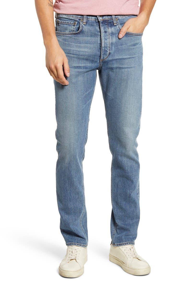 RAG & BONE Fit 2 Slim Fit Jeans, Main, color, JUNO