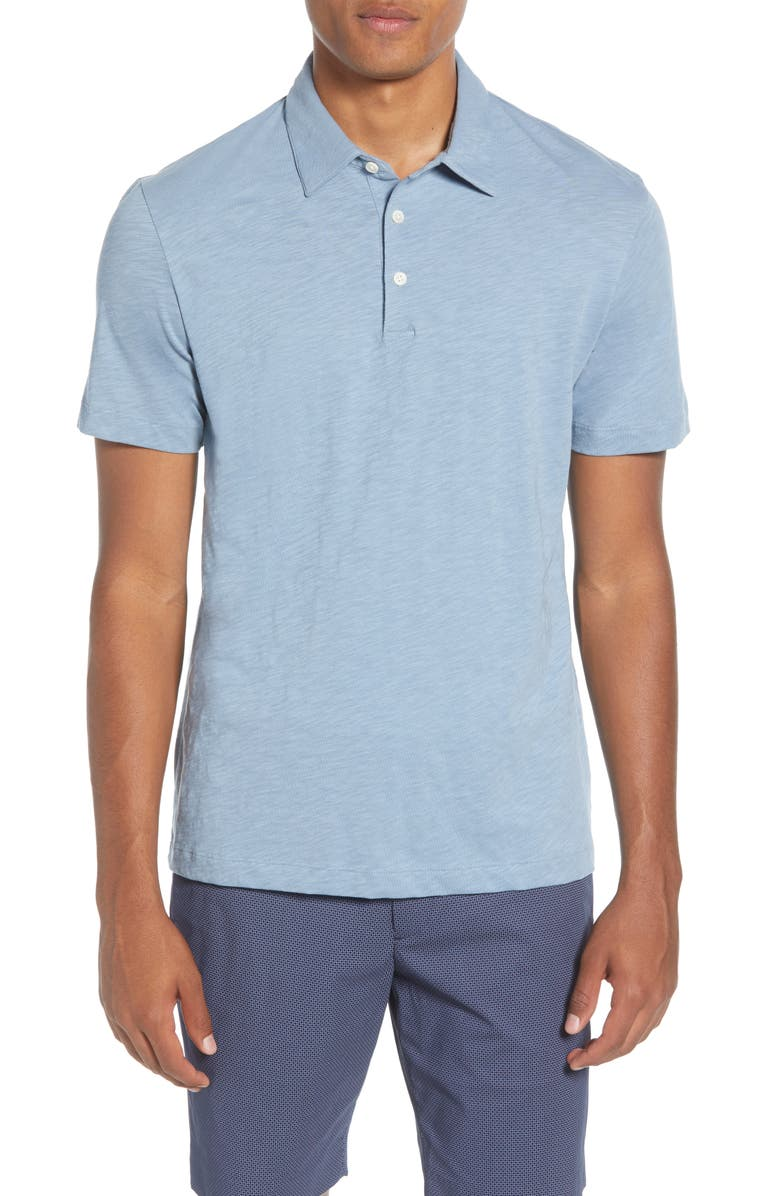 THEORY Bron Cosmos Polo, Main, color, SLOPE