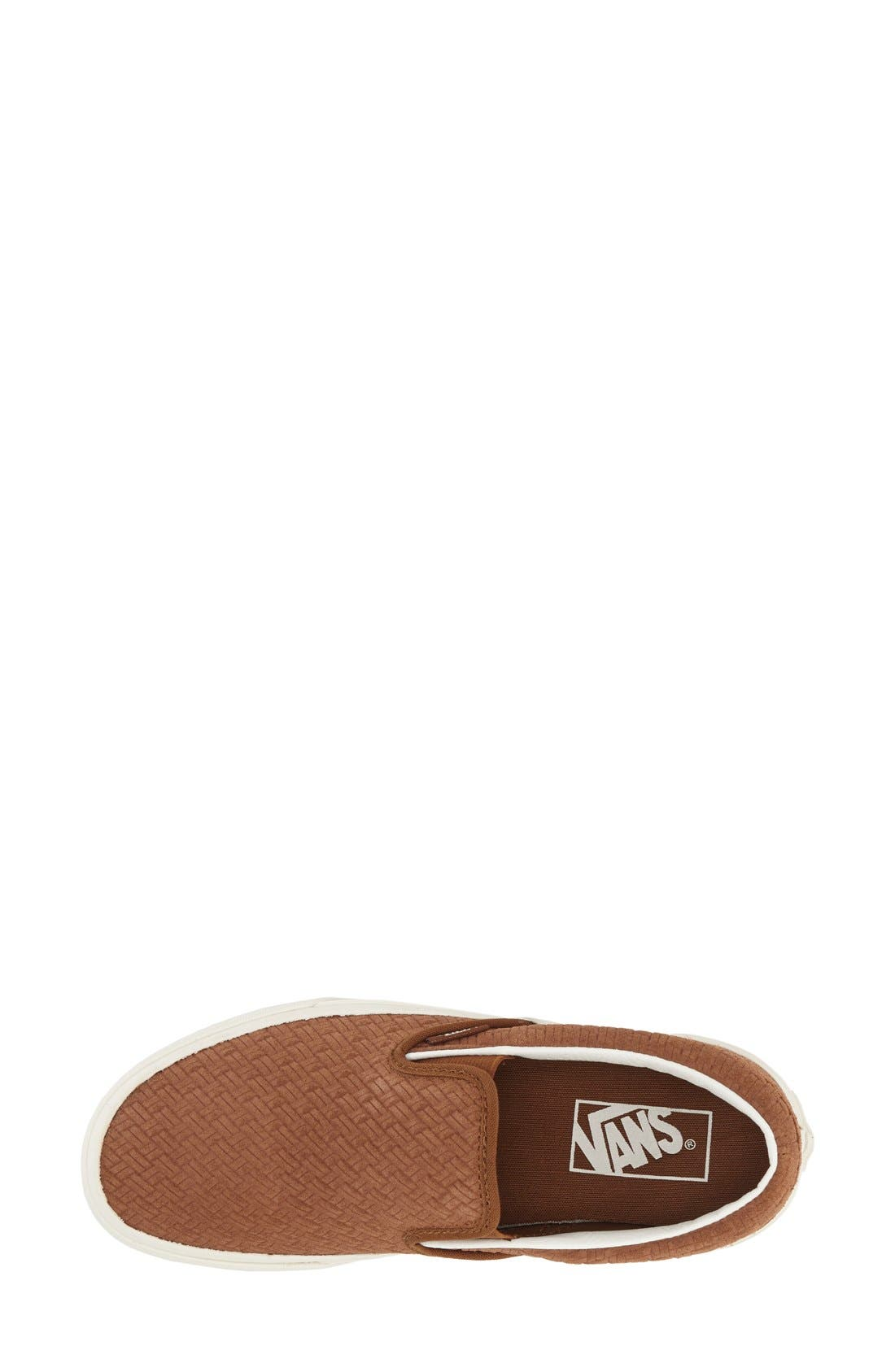 ,                             Classic Slip-On Sneaker,                             Alternate thumbnail 311, color,                             205