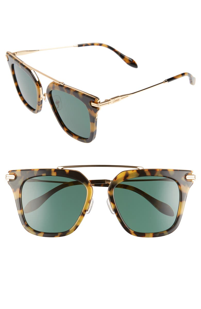 SONIX Parker 50mm Sunglasses, Main, color, 001