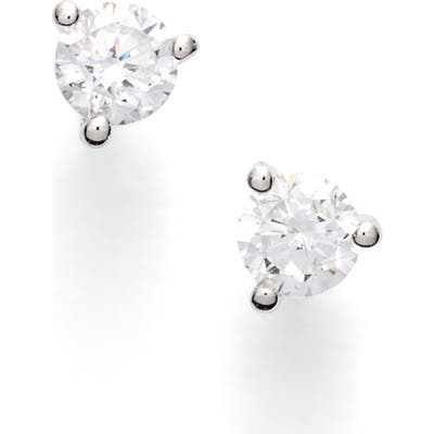 Nordstrom 0.25Ct Tw Cubic Zirconia Stud Earrings
