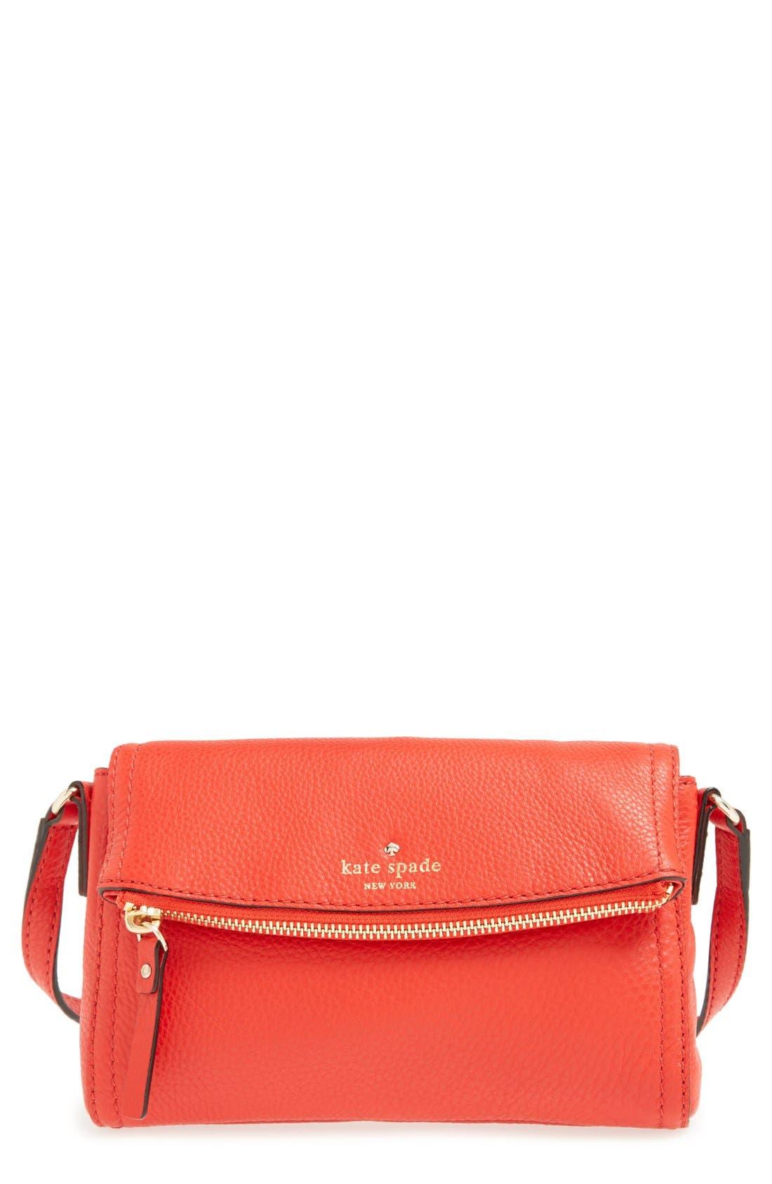 ,                             'cobble hill - mini carson' crossbody bag,                             Main thumbnail 38, color,                             600