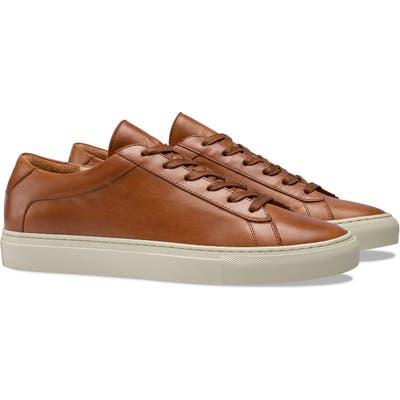 Koio Capri Sneaker, Brown