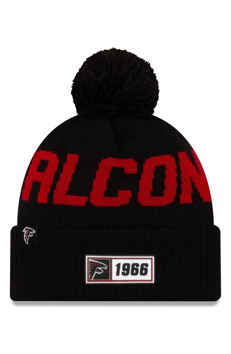 NEW ERA CAP NFL Beanie, Main, color, 001