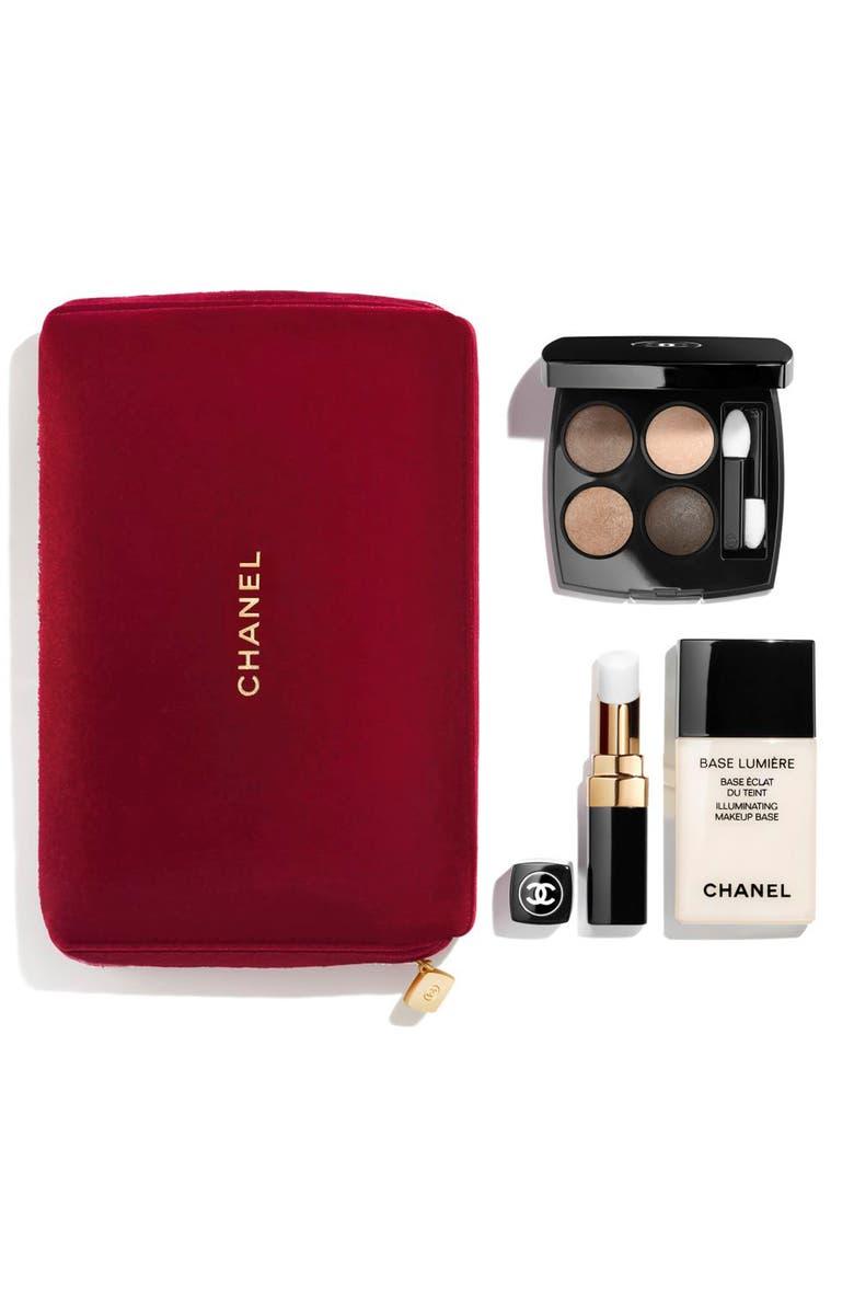 CHANEL CATCH THE LIGHT <br />Makeup Set, Main, color, 000