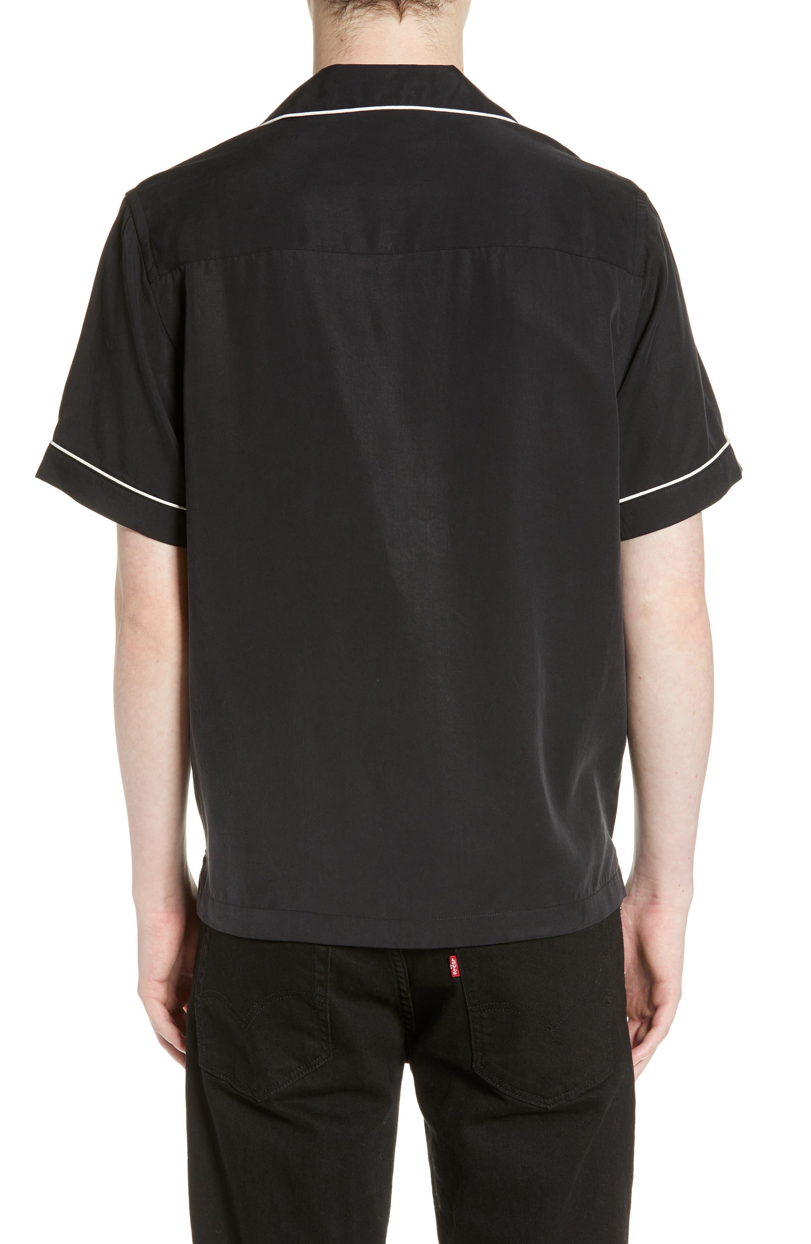 ,                             Cameron Camp Shirt,                             Alternate thumbnail 3, color,                             001