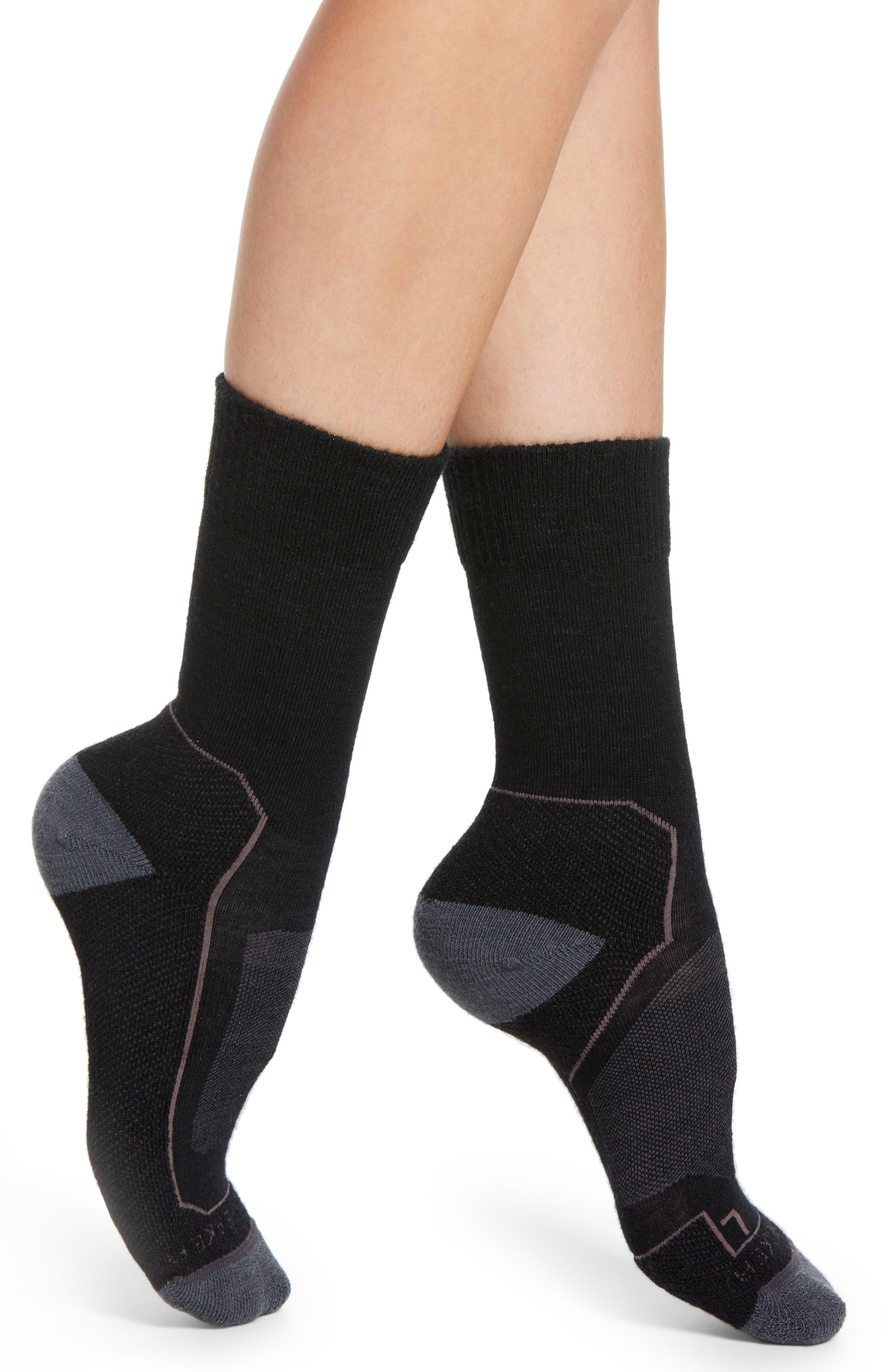 Hike Lite Wool Blend Crew Socks