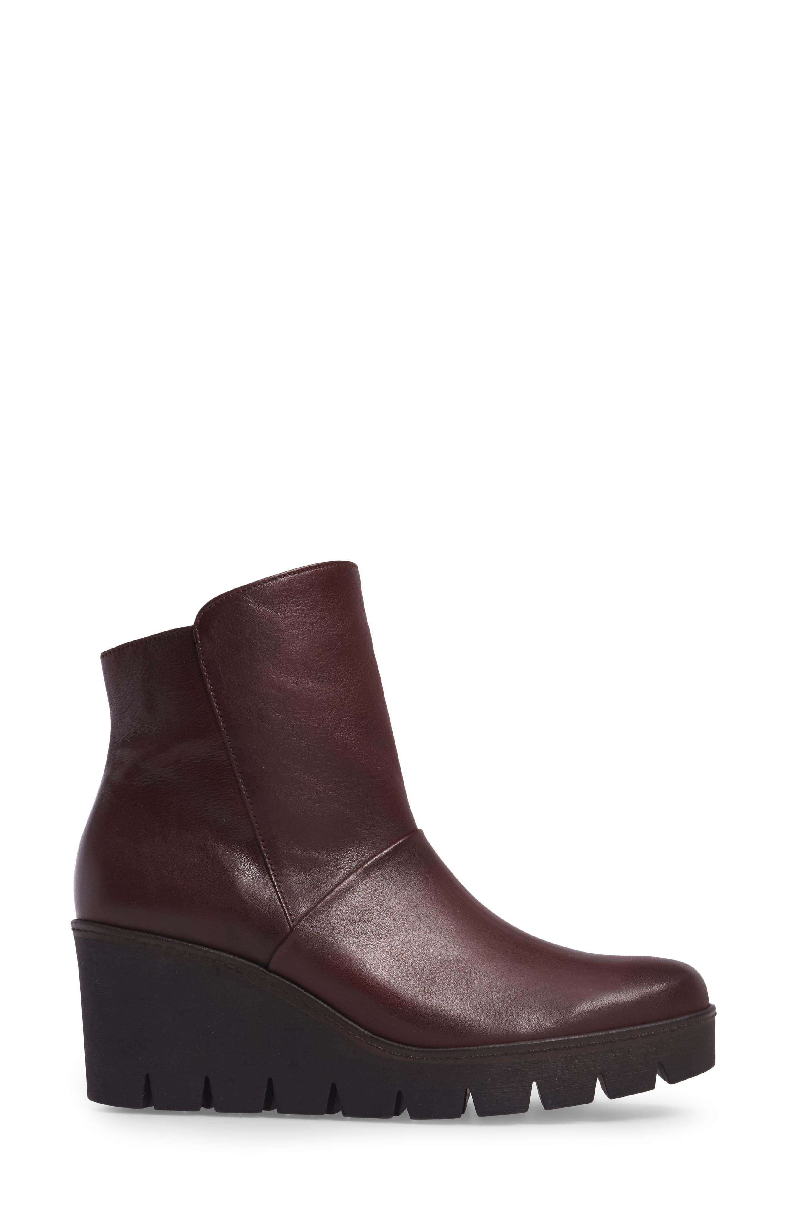 ,                             Wedge Bootie,                             Alternate thumbnail 9, color,                             930