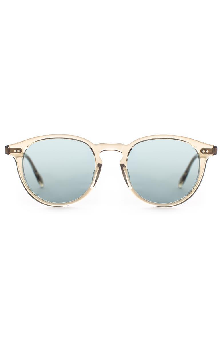 SALT. Buck 49mm Polarized Sunglasses, Main, color, TEA