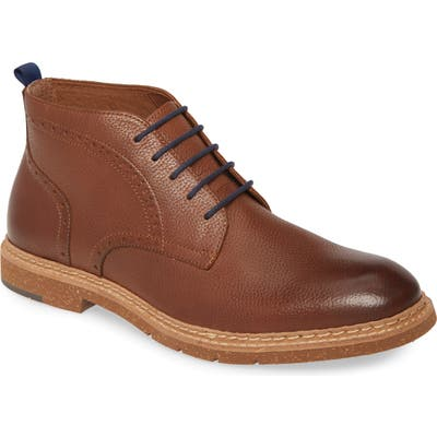 J & m 1850 Pearce Chukka Boot- Brown