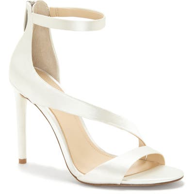 Imagine By Vince Camuto Strappy Sandal, White