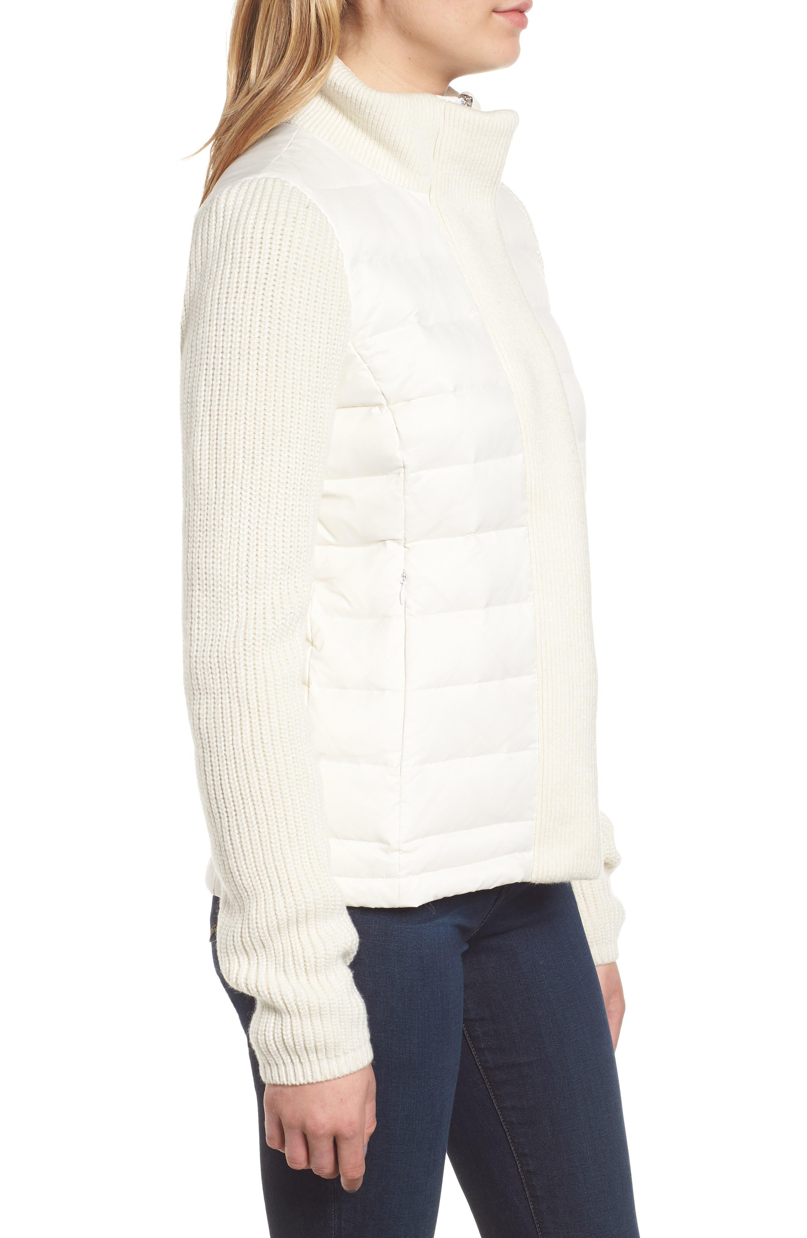 ,                             Mark New York Packable Knit Trim Puffer Jacket,                             Alternate thumbnail 16, color,                             900
