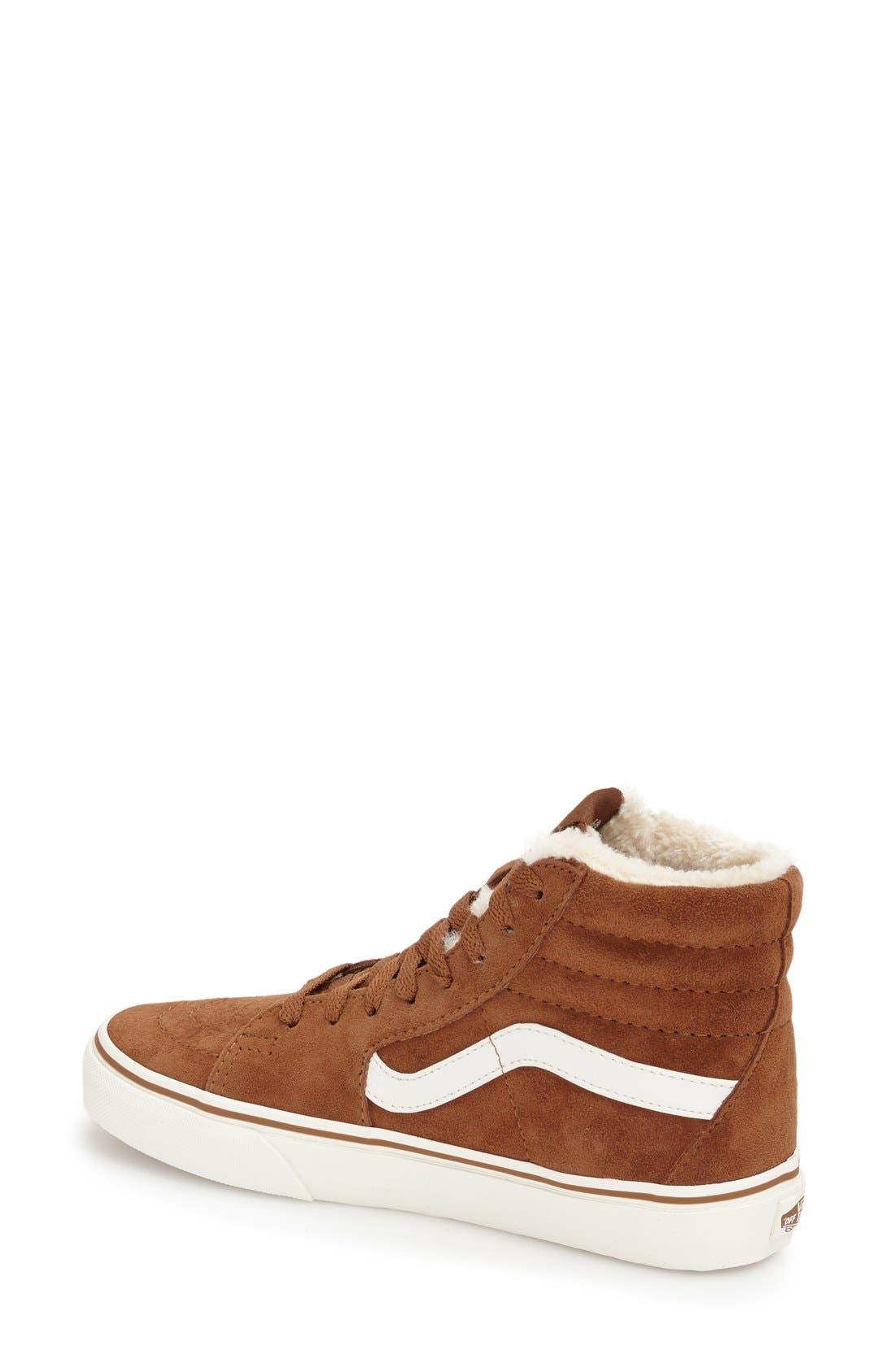 ,                             Sk8-Hi Checker Sneaker,                             Alternate thumbnail 38, color,                             200