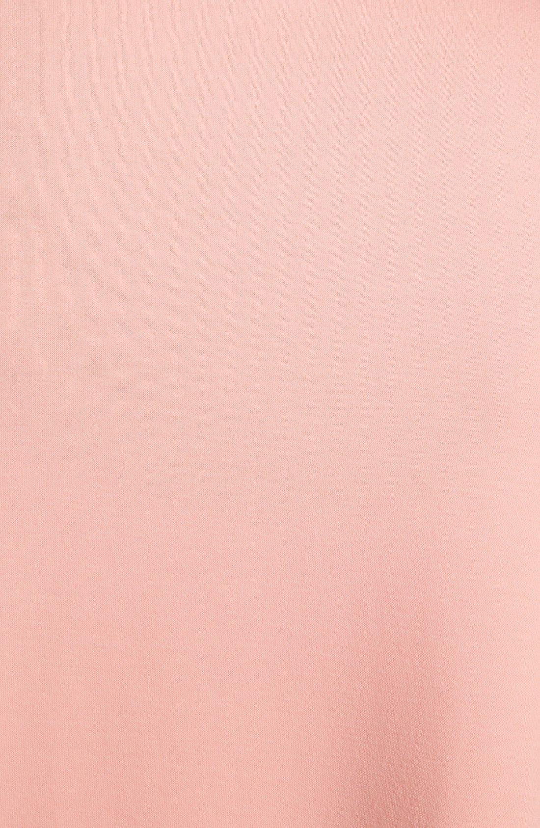 ,                             One-Button Fleece Wrap Cardigan,                             Alternate thumbnail 238, color,                             950
