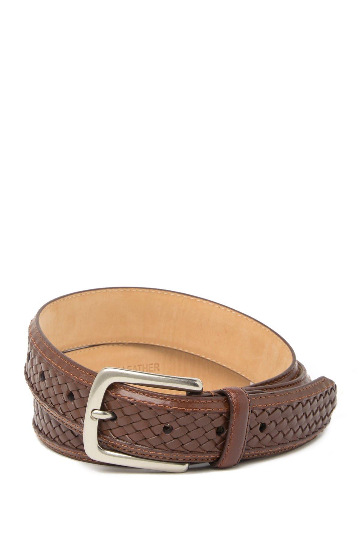 Image of Tommy Bahama Woven Braided Belt